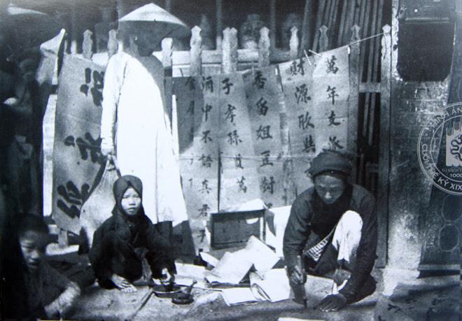 Tết của người Hà Nội đầu thế kỷ XX