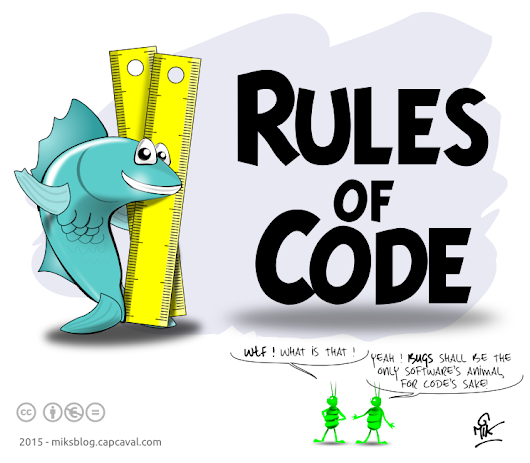 Rules of code | Mik's blog