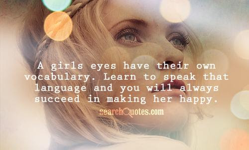 Quotes About Pretty Eyes 80 Quotes