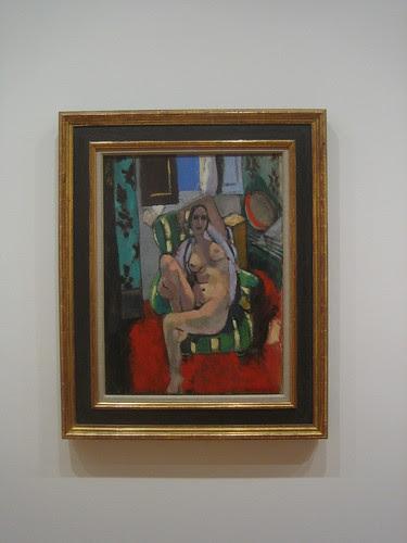 Large Seated Nude, 1925-29, Henri Matisse _7411