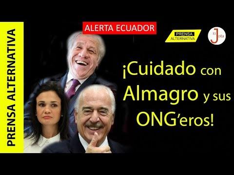 Neoliberales y su última carta para impedir triunfo de Arauz!!!
