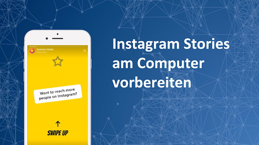 Photoshop your own Instagram Story -