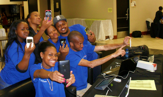 Hacking for humanity: the best ideas from RHOKPTA's weekend of code - htxt.africa