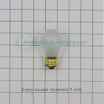 Frigidaire 5303013071 Appliance Light Bulb