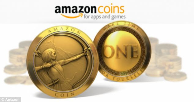 Amazon has launched its own virtual currency called Coins in the US.