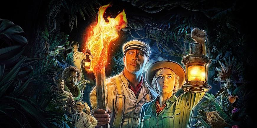 Jungle Cruise (2021) Watch Online