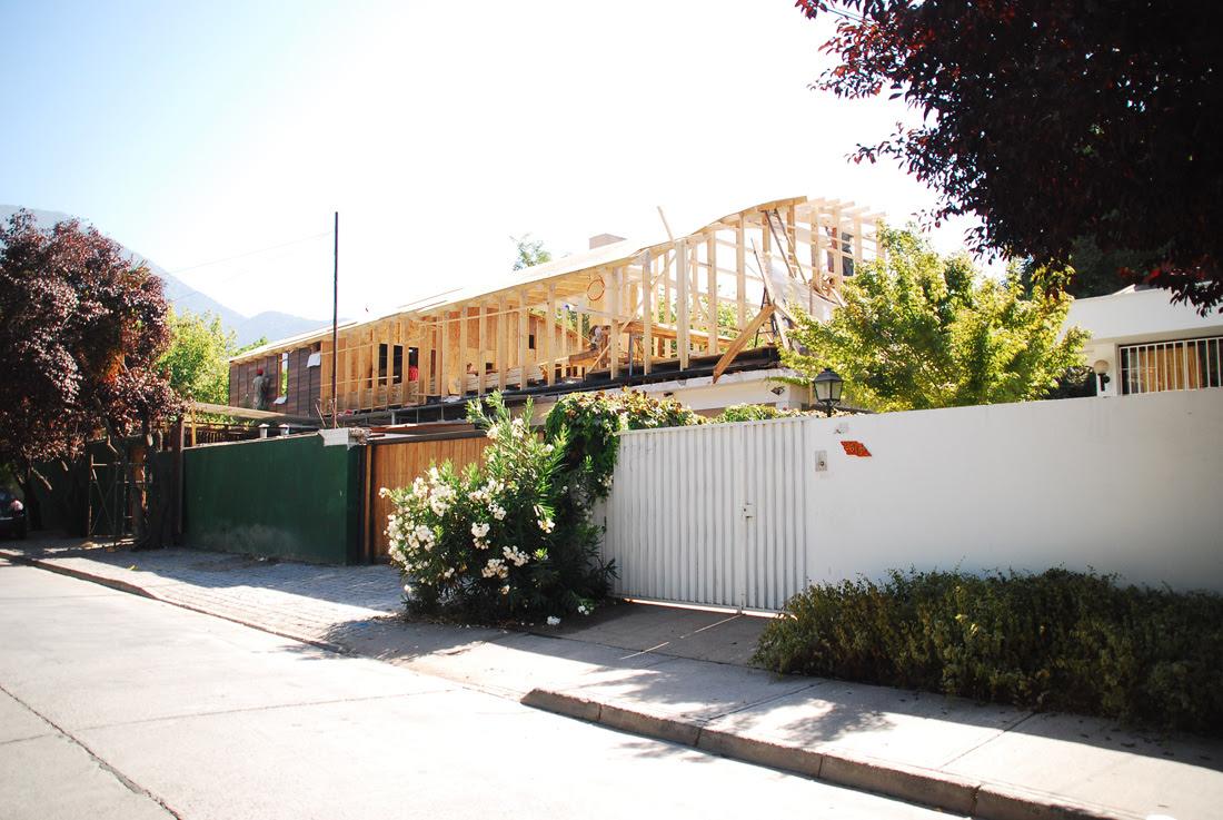 planos, Casa Santa Zurda - Martin Hurtado Arquitectos