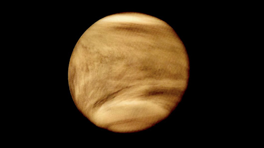Could there be microbes floating in Venus' clouds? New research paper bolsters incredible possibility