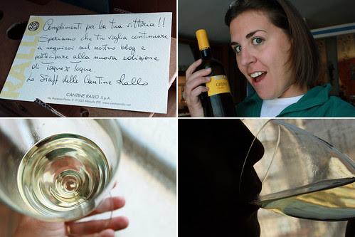 """Toque&Toque e il premio è """"di-vino"""""""