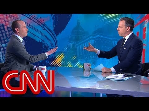 Body Language Analysis No. 4171: Stephen Miller & Jake Tapper, Volume II - Nonverbal and Emotional I...