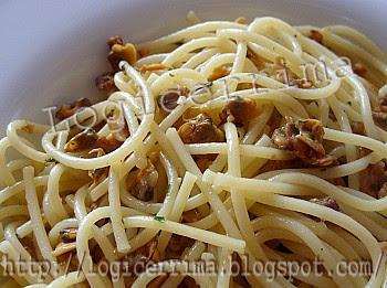 [ Spaghetti alle Vongole facile ]