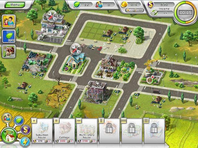 Green City Free PC Game Screenshot