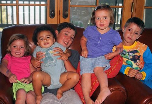 cousins at BL