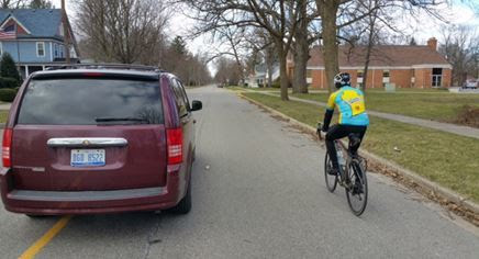 Don't crowd bicyclists, new ordinances say