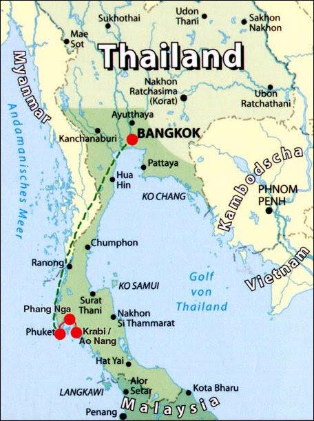 detailed map of korat thailand - 456×612