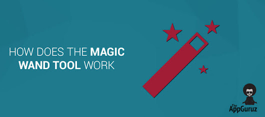 Working With #Magic #Wand #Tool