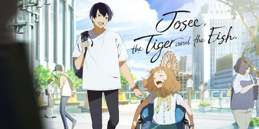 Josee, the Tiger and the Fish (2020) Movie English Full Movie Watch Online