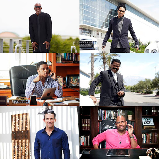 Lavish lifestyles of LA preachers on show in new reality TV show