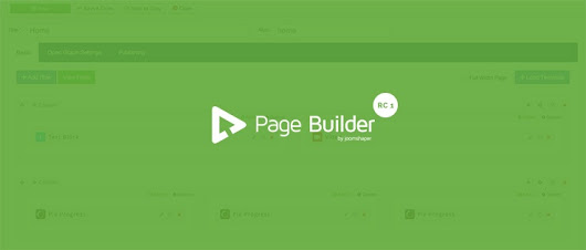 SP Page Builder RC1 is here!