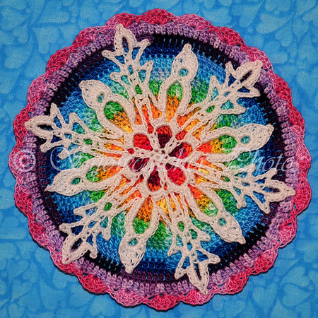 Sophronia Snowflake Mandala