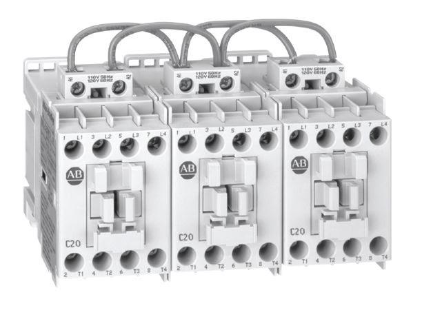 Industrial Control - Bulletin 100L Lighting Contactors