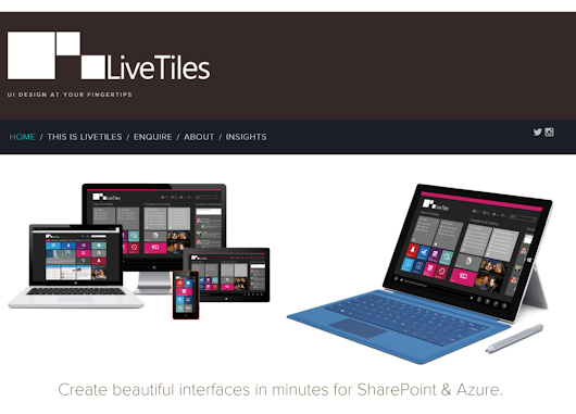 25 Years in Tri-Cities - LiveTiles & Beyond!