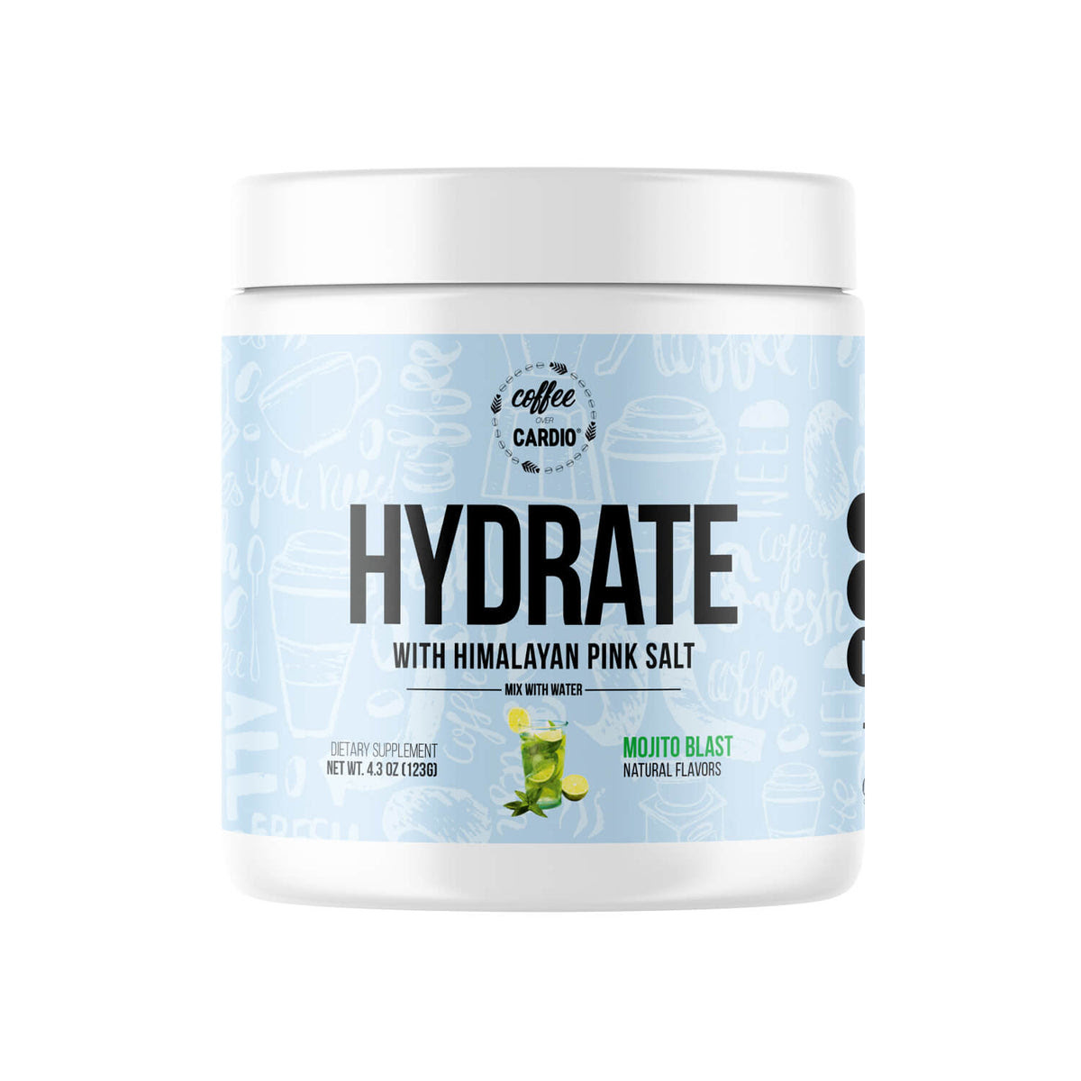 HYDRATE with Himalayan Sea Salt is the newest addition to ...