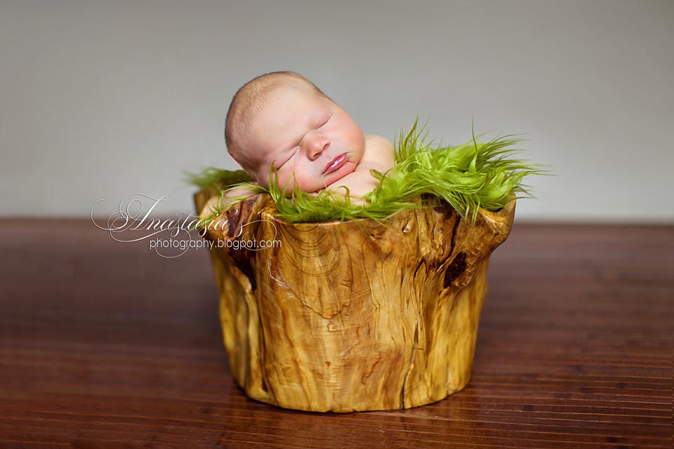 6 day old newborn Reid