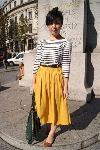 Shipping york zara Asymmetric Hem Plain Maxi Skirts gold boutiques online zara