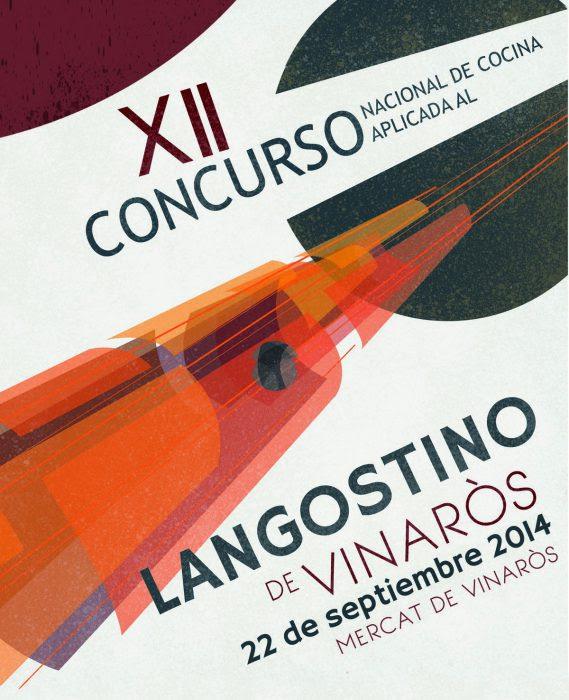 Concurso Nacional de Cocina Aplicada al Langostino de Vinaròs