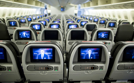 American Airlines Will Offer Free In-Flight Entertainment Starting This Month