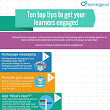 10 Tips to Get eLearners Engaged Infographic - e-Learning Infographics