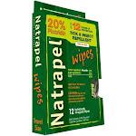 Adventure Medical Natrapel 12-hour Wipes 12/box by PilotMall.com