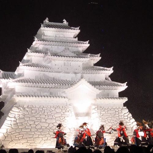 Sapporo, FEB 12, 2012  by wakkanai097