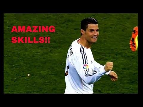 Amazing skills and goals. Ronaldo, Messi...................
