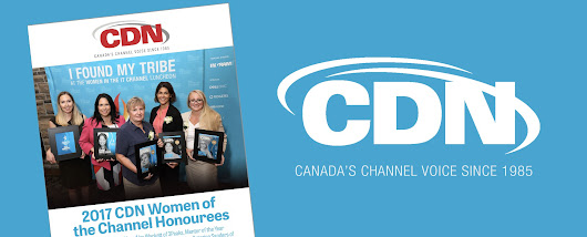 CDN Digital Edition honours top Women of the IT Channel