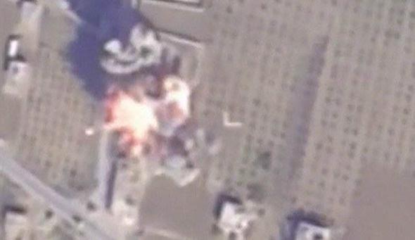 Hình ảnh Đặc nhiệm Anh mang Danh sách tử thần IS đến Syria số 4