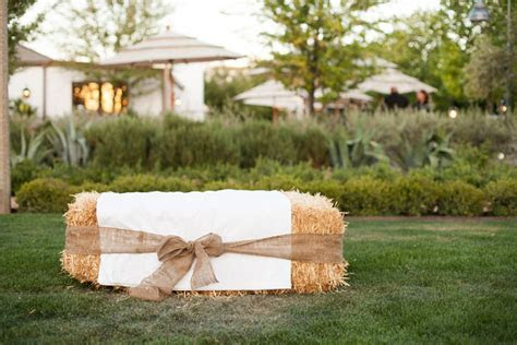 wedding decor creative chair alternatives 7   WeddingElation