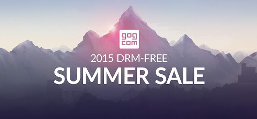 The GOG.com Summer Sale is on!