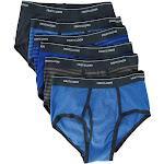 Fruit of the Loom Men's Fashion Pattern Briefs Underwear ( 6 Pack) -