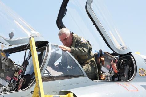 `Τουρκικά F 16 συνόδευσαν τον Κωσταράκο, στη πτήση στο Καστελόριζο`! Ψεύδη Τούρκων