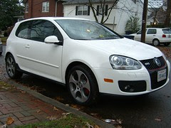 My new car: 2007 VW GTI
