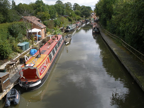 Warwick Saltisford Canal P8270087
