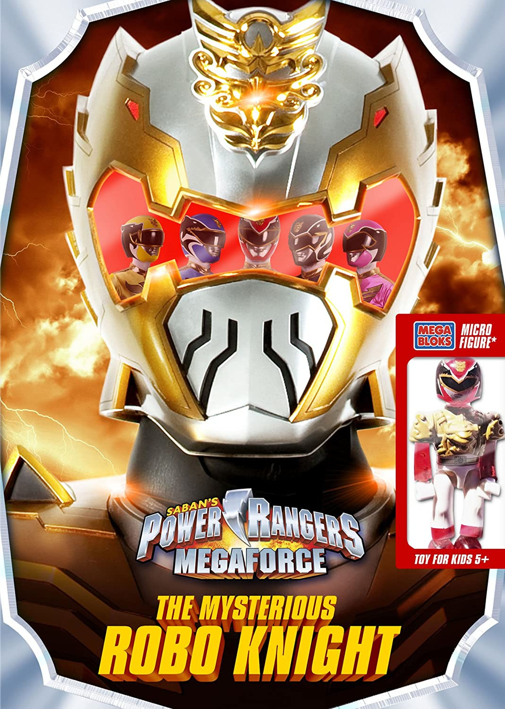 Power Rangers Megaforce: The Mysterious Robo Knight