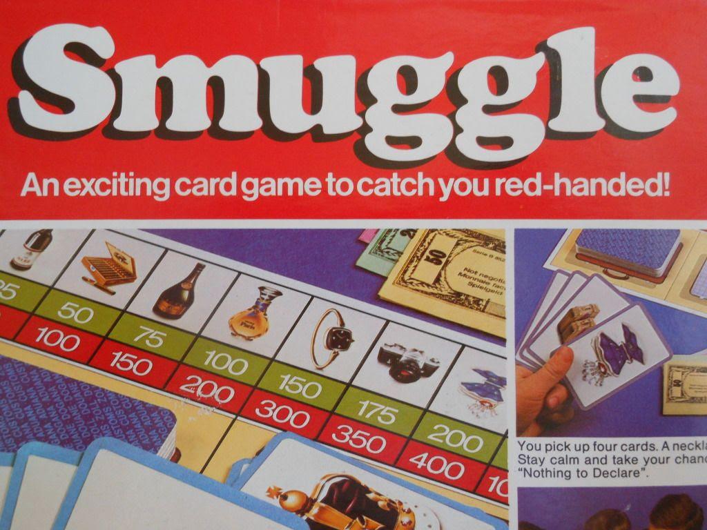 Smuggle aka Contraband