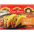 Casa Fiesta Taco Shells 12 Shells Box