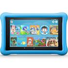 "Amazon Fire HD 8 Kids Edition Tablet, 8"" HD Display, 32 GB, Blue Kid-Proof Case"