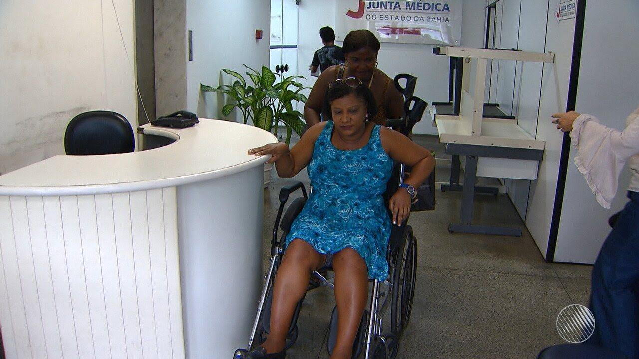 Resultado de imagem para Servidores do estado reclamam da falta de elevadores na junta médica