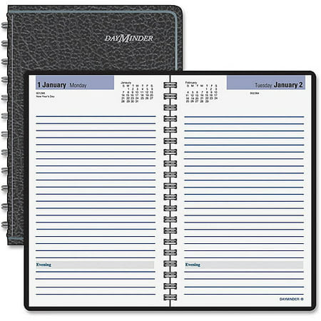 At-A-Glance DayMinder No Appointment Times Daily Planner - Walmart.com