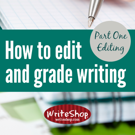 How to edit and grade writing | Editing high school papers